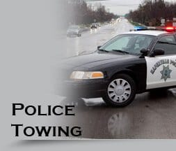 police towing in Naperville