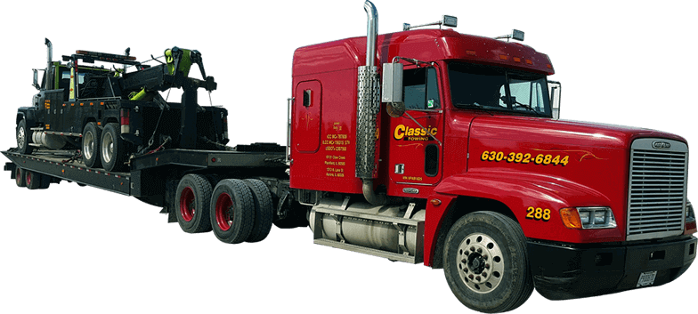 heavy duty towing northlake il