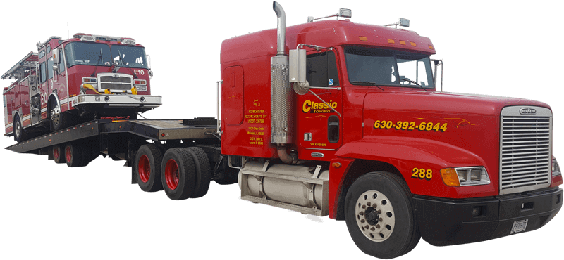 heavy duty wrecker service hillside il
